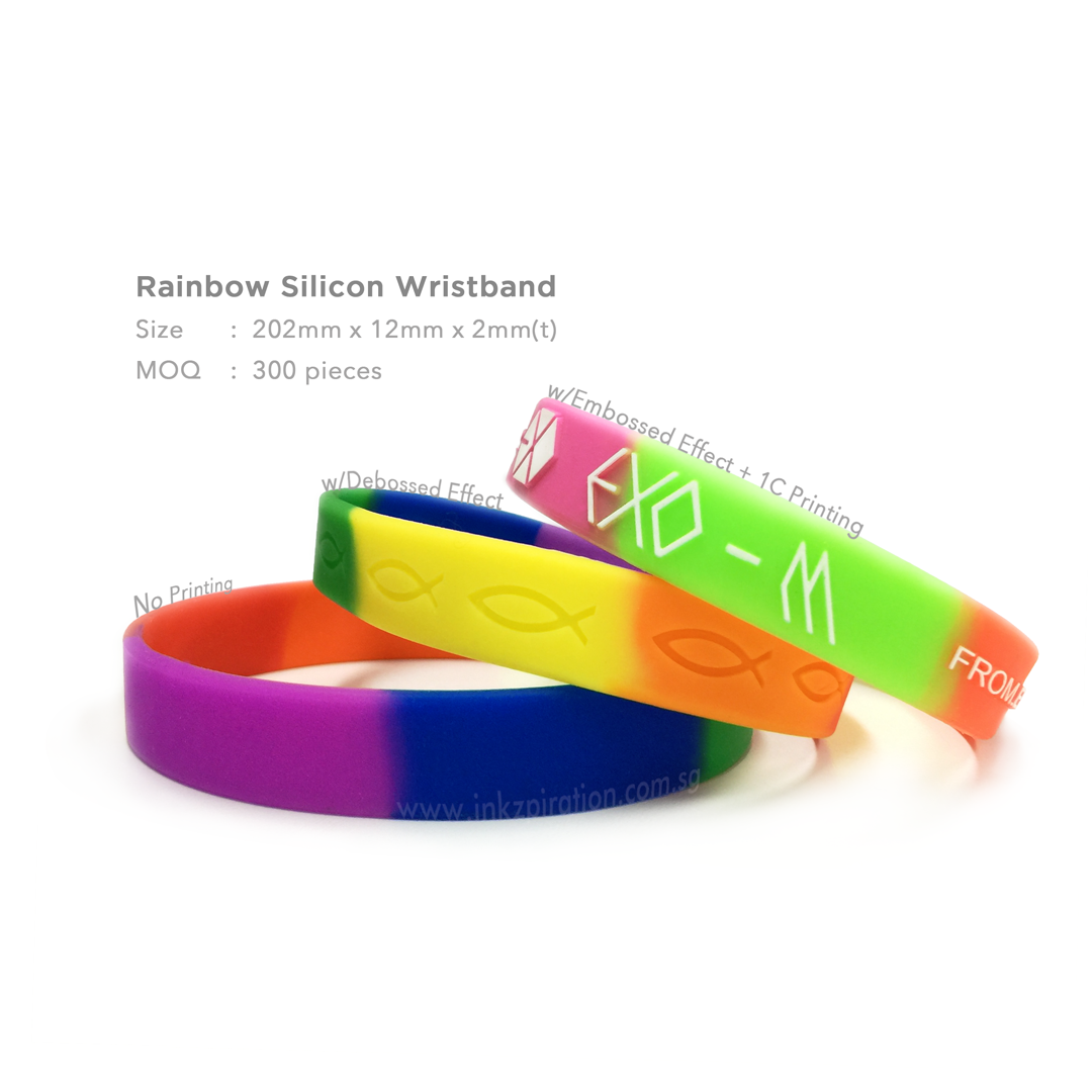 Silicon Wristbands Product Categories Inkzpiration